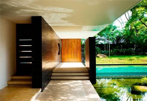bydlení podle Guz architects