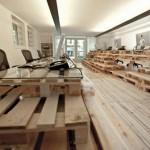 Levný nábytek z palet vám dopřeje komfort i v ekonomické krizi