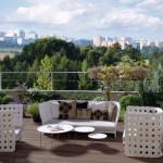 Luxusní bydlení a krásná příroda v Praze 10
