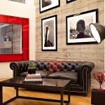 Zařiďte si obývací pokoj tak, abyste se v něm cítili dobře