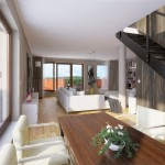 V Hodkovičkách vznikají nové byty