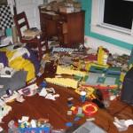 Udržujte v čistotě společné prostory pro bydlení