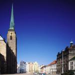 Plzeň, ideální místo k bydlení