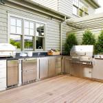 Zařiďte si vlastní venkovní kuchyni