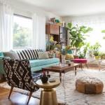 Projasněte obývací pokoj barvami