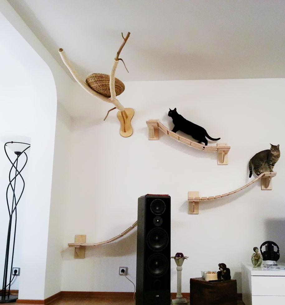 prolézačky pro kočky