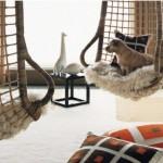 Závěsná židle pro zábavu i kvalitní odpočinek