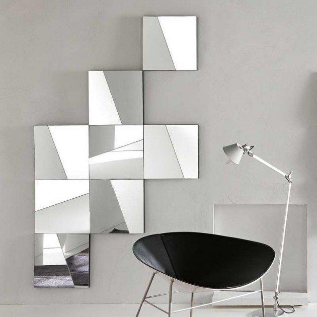 zrcadlové dekorace