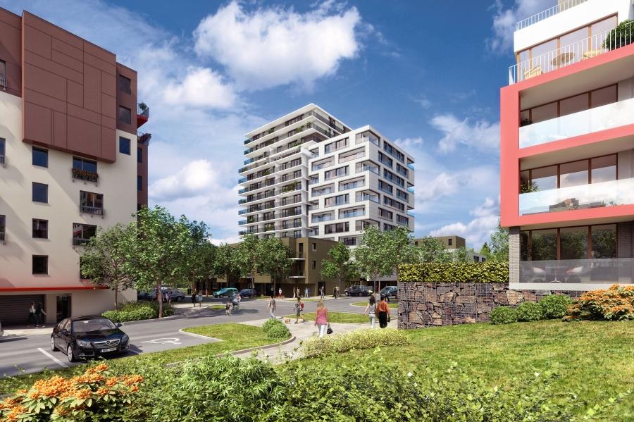 Praha nové byty