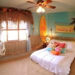 Dětské pokoje v tropickém stylu