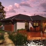 Bydlení v moderní dřevostavbě vás okouzlí