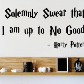 Harry Potter a jeho kouzelnický svět u vás doma