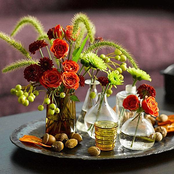 Fresh-flowers-for-Thanksgiving