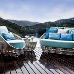 Venkovní křesla pro vaše pohodlí